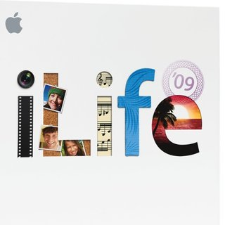 Apple iLife '09 - First Look