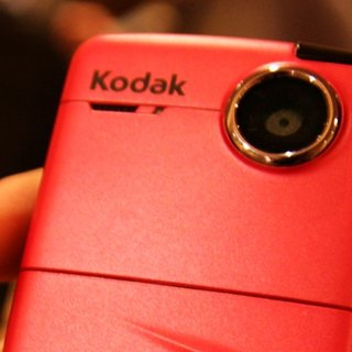 Kodak Zx1 camcorder - First Look