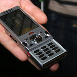 Sony Ericsson W995 - First Look