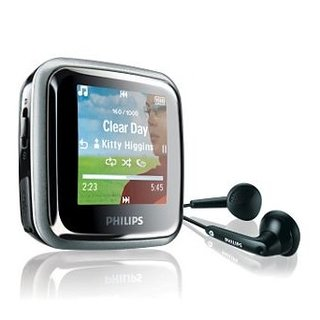 Philips GoGear Spark SA2940 MP3 player