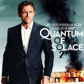 Quantum Of Solace - DVD