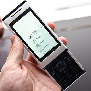 Sony Ericsson Aino - First Look