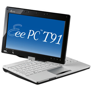 Asus Eee PC T91 notebook