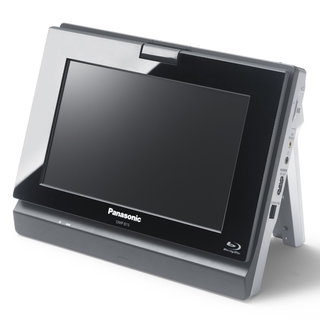 Panasonic DMP-B15 portable Blu-ray player