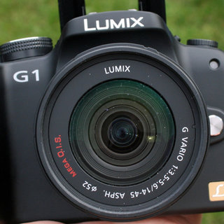 Panasonic Lumix DMC-G1 digital camera