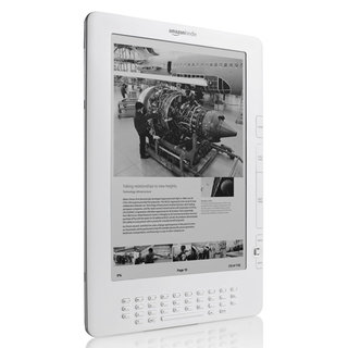 Amazon Kindle DX ebook