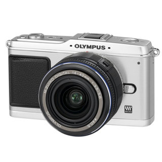 Olympus Pen E-P1 digital camera