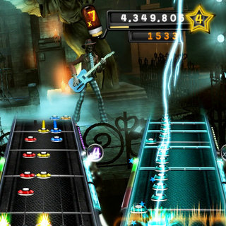 Guitar Hero 5 - First Look
