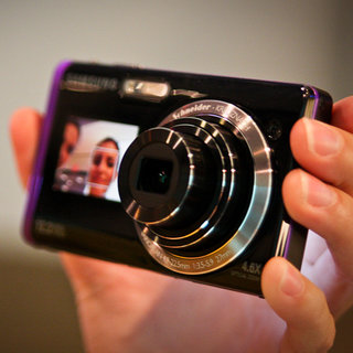 Samsung ST550 digital camera - First Look