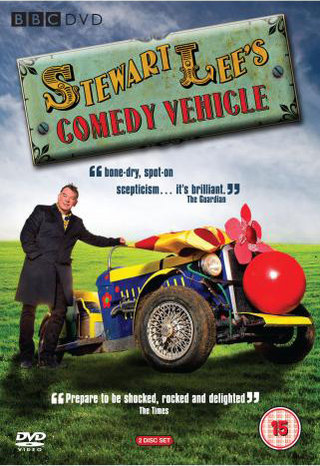 Stewart Lee's Comedy Vehicle - DVD