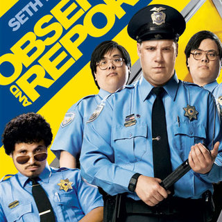 Observe and Report - DVD