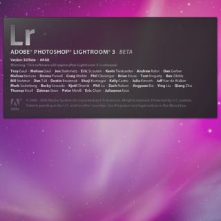 Adobe Photoshop Lightroom 3 beta - First Look