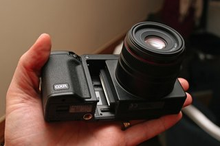 Ricoh GXR digital camera - First Look