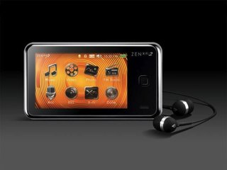Creative Zen X-Fi 2 MP3 player