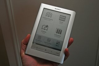 Sony PRS-600 Reader Touch Edition ebook