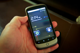 First Look: Google Nexus One