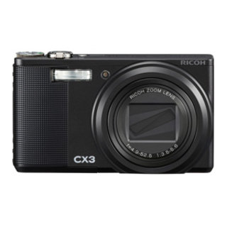 Ricoh CX3 compact camera