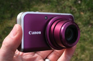 Canon PowerShot SX210 IS camera