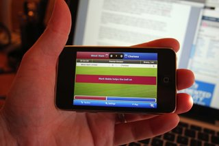 Football Manager Handheld 2010 for iPhone
