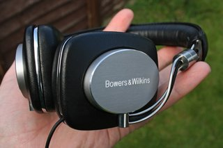 Bowers and Wilkins P5 headphones
