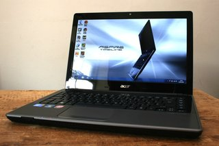 Acer Aspire 4820TG notebook