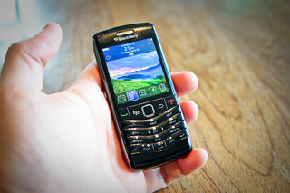 BlackBerry Pearl 3G (9105) First Look