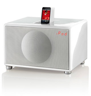 Geneva Sound System Model S iPod speakers