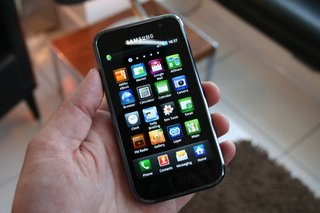 First Look: Samsung Galaxy S