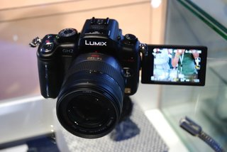 First Look: Panasonic Lumix DMC-GH2