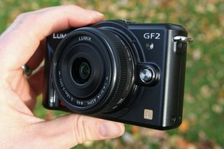 First Look: Panasonic Lumix DMC-GF2