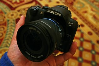 First Look: Samsung NX11