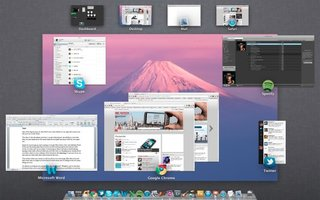 First Look: Mac OS X Lion