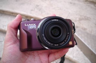 First Look: Panasonic Lumix DMC-GF3