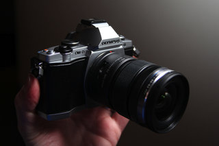 First Look: Olympus OM-D E-M5
