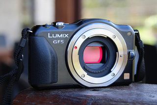 First Look: Panasonic Lumix DMC-GF5