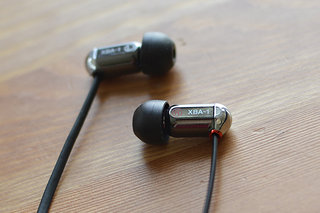 Sony XBA-1iP headphones
