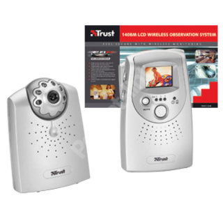 Trust launch wireless home CCTV system