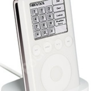 Apple announce Mobile phone add-on to iPod