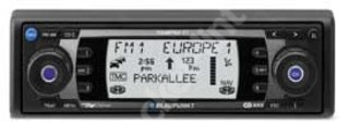 Blaupunkt launches all-in-one GPS/CD player for car - the TravelPilot E1