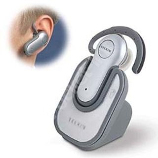 Belkin launches Bluetooth hands-free headset