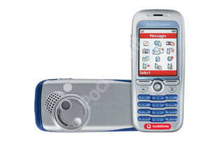 Sony Ericsson and Vodafone launch exclusive F500i