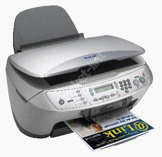 Epson launch all-in-one printer, scanner, copier, the CX6600