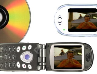 New software turns phones into pocket DVD players
