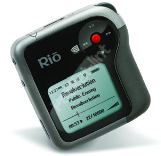 Rio plans new MP3 players