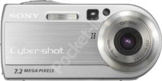 Sony announces the Cyber-shot P150 a 7.2megapixel digital compact
