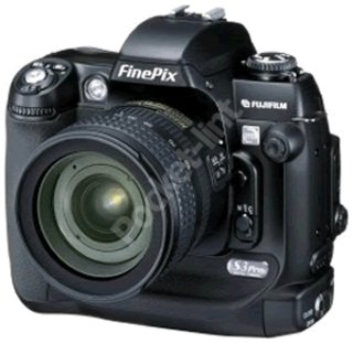 Fuji sets launch date for FinePix S3 Pro
