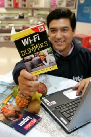 Intel aims to educate on Wi-Fi