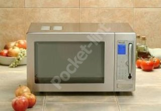 New Scan and Learn microwave offers to do the cooking for you