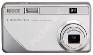 Ricoh launches the Caplio RZ1