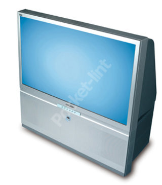 Bush launches sub £700 rear projection TV